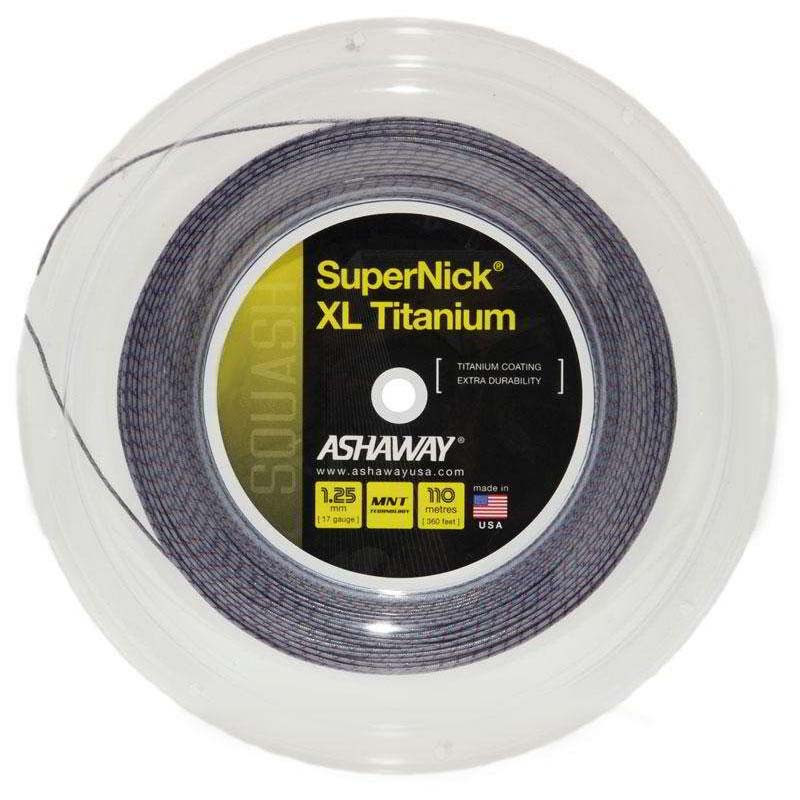 Ashaway SuperNick XL Titanium