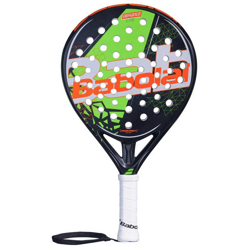 Babolat Defiance Lite green/red