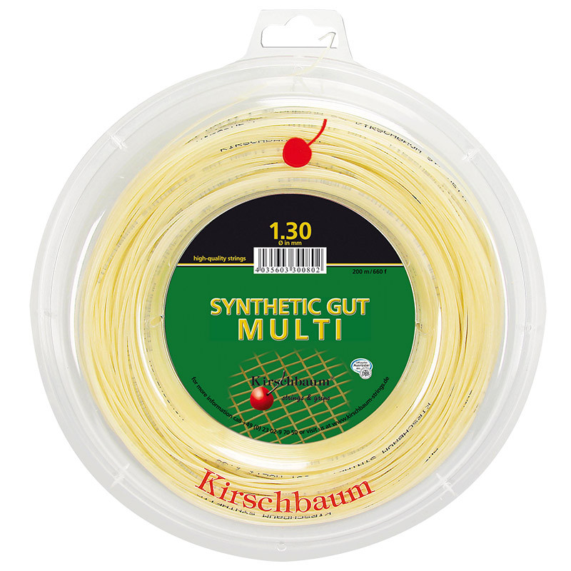 Kirschbaum Synthetic Gut Multi 200m