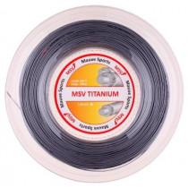 MSV Titanium aanbieding oude coils