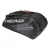 Head Tour Team MonsterCombi 12R zw-silver