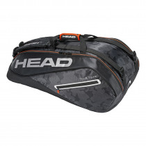 Head Tour Team 9R Supercombi zwart-silver