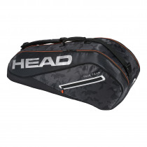 Head Tour Team 6R Combi zwart-zilver