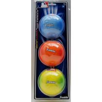 FRANKLIN 14928 mlb 3x Soft Foam Balls