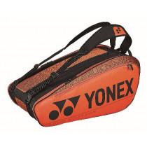 Yonex Pro Racketbag 92029- Copper-Orange