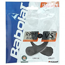 Babolat Hybrid VS 130 + RPM 125 Black