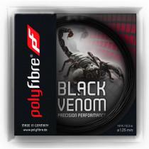 Polyfibre Black Venom 5x 12m-1.25mm