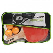 Dunlop Tafeltennis Rage Championship 2 PLAYER SET met net
