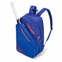 Head Core Backpack blauw/oranje