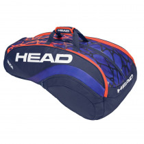 Head Radical 12r Monstercombi blauw-oranje