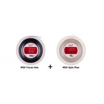 MSV Focus Hex + MSV Spin Plus