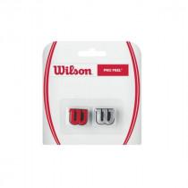 Wilson Pro Feel demper rood-silver
