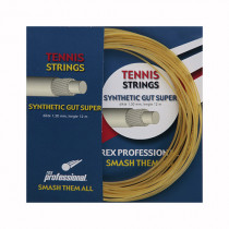 Rex Professional tennissnaar Synthetic Gut Super 12m