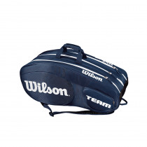 Wilson Team llI 12 pack blauw