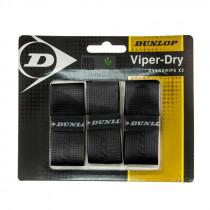 Dunlop Viperdry overgrip zwart