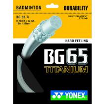 Yonex BG 65 Titanium