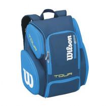 Wilson Tour V Large Backpack Blue