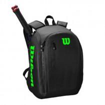Wilson Tour Backpack zwart/groen