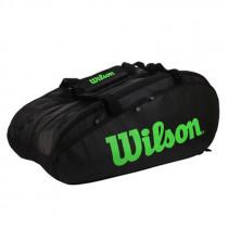Wilson Tour 3 Comp zwart/groen