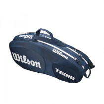 Wilson Team llI 6 pack blauw