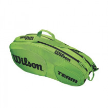 Wilson Team III 6 pack groen/zwart