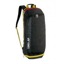 Yonex Active Backpack 82014 zwart/geel