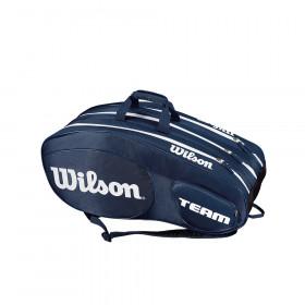 Wilson Team III 12 pack blauw