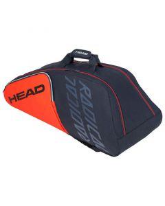 Head Radical 9R Supercombi oranje/grijs