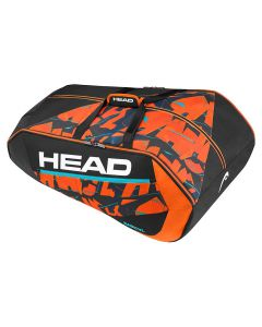 Head Radical 12r Monstercombi zwart/oranje