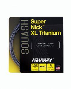 Ashaway squashsnaar SuperNick XL Titanium
