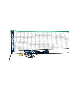 Tretorn Mini Tennis SET 3.6m + 2 rackets +2 ballen