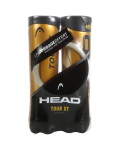 Head Tour XT 2 x 4-pack met gratis Lynx Tour snaar 1.25mm