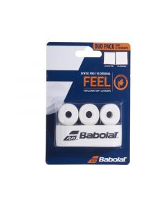 Babolat Syntec Pro x1 + VS Original x3
