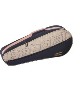 Babolat Racketholder X3 Essential zwart-blauw-wit