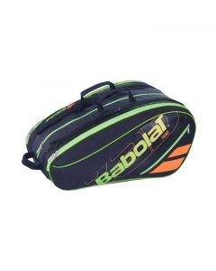 Babolat Racketholder Team Padel Black/Green