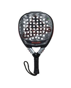 Wilson Carbon Force Smart Padel zwart/oranje