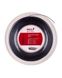 MSV Focus HEX Soft zwart