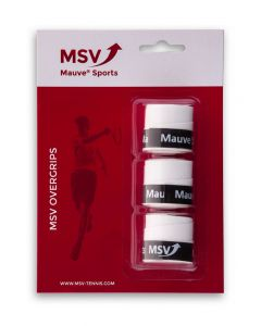 MSV overgrip Skin Perforated 3-pack wit