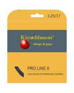 Kirschbaum Pro Line No. II zwart 12m