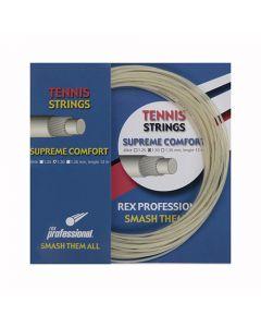 Rex Professional tennissnaar Supreme Comfort 12m