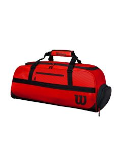 Wilson Tour Duffle Bag Red